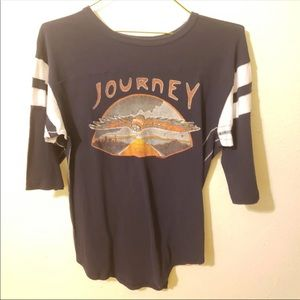 Trunk Journey 1980 vintage Tshirt  Size M